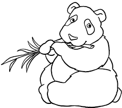 panda coloring pages coloring pages for kids
