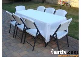 tables for rent chairs on rent rentlx india s most trusted rental portal