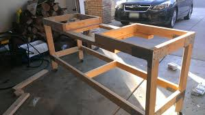 table saw workbench plans diy table saw bench plans building your own wooden workbench