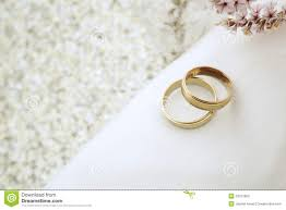 wedding invitation background free download wedding invite with gold rings stock photo image 33167850