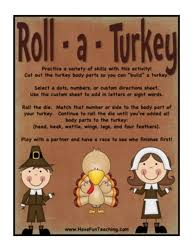 thanksgiving activities teaching
