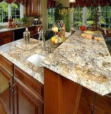 Kitchen Countertop Materials by Kitchen Countertops Designs With Modern Kitchen Countertop