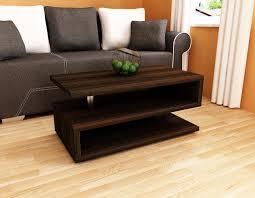 Wohnzimmer Design Holz Wohnling Couchtisch Massiv Holz Sheesham 110 Cm Breit Wohnzimmer