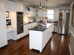 cheap kitchen reno ideas galley kitchen remodel before and after on a budget