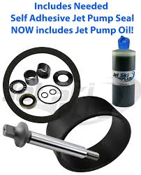 deluxe seadoo jet pump rebuild kit wear ring seal shaft many hx