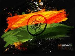 Independence Flag Indian Flag With Ashoka Chakra Happy Independence Day Wallpaper