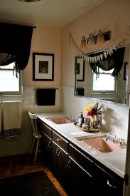 black and pink bathroom ideas 73 best what to do with a 50 s pink bathroom images on