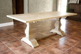 restoration hardware sofa table restoration hardware inspired dining table buildsomething com