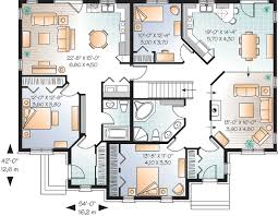 house with inlaw suite house plan with in suite 21766dr architectural designs