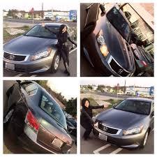 old honda accord last week my beloved old honda accord went to car heaven we had a