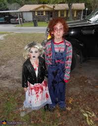 Bride Halloween Costume Kids Chucky Bride Chucky Costume Halloween Costume Contest