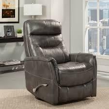 Swivel Recliner Chairs For Living Room Parker House Mgem 812gs Fli Gemini Glider Swivel Recliner In Flint