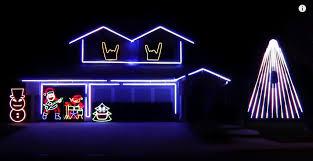 when christmas lights go heavy metal zockme