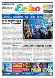 pattern maker byron bay byron shire echo issue 32 11 23 08 2017 by echo publications issuu