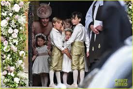 Pippa Wedding Kate Middleton Prince William U0026 Kids Attend Pippa U0027s Wedding