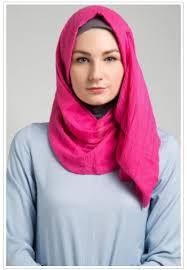 model jilbab 10 contoh model modern untuk wajah bulat new tutorial