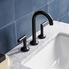 Brizo Bathroom Faucet by Collection Jason Wu For Brizo U2022 Finish Matte Black U2022 Product