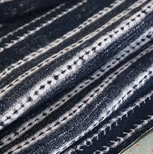 Home Decor Weight Fabric by Camino Indigo Fabric U2013 Tonic Living