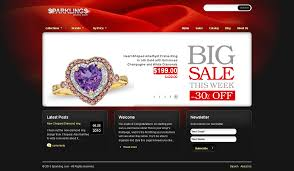best diamond store top 5 shopify themes for jewelry store 2017