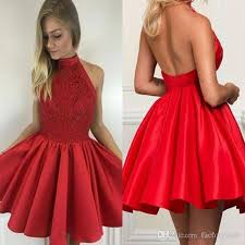 graduation gowns for sale hot 2017 high neck homecoming dresses a line halter neck