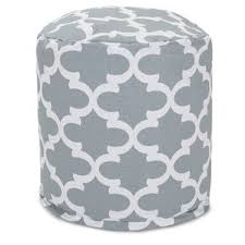 small ottomans and footstools wayfair