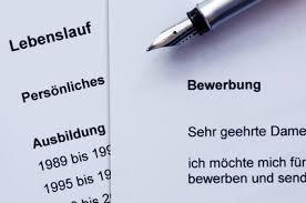 Bewerbungsschreiben Ausbildung Jobcenter interne bewerbung 纐ffentlicher dienst so geht es