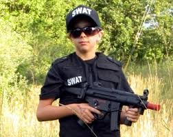 Swat Halloween Costume Kids Police Costume Etsy