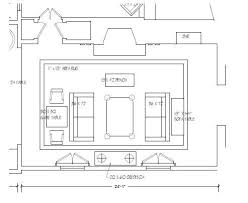 Floor Plans With Furniture 131 Best Floorplans Images On Pinterest Living Room Layouts
