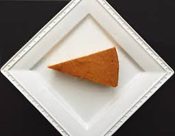 alton brown u0027s pumpkin cheesecake recipe
