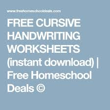 best 25 cursive handwriting sheets ideas on pinterest