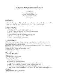 technical skills resume technical skills exles resume shalomhouse us