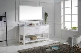 Virtu Bathroom Vanity by Virtu Usa Caroline Estate 60 Bathroom Vanity Cabinet In White