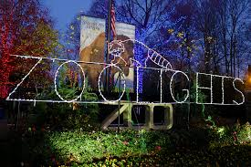 Washington Dc Zoo Lights Trip Report National Zoo In Washington D C The Gatethe Gate