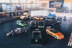 fast and furious 6 cars fast and furious live show all you need to know by car magazine