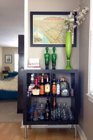 Wall Bar Ideas by Top 25 Best Small Bar Areas Ideas On Pinterest Basement Dry Bar