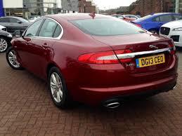 2013 jaguar xf 3 0d v6 28 659 miles luxury 240 auto diesel 4dr