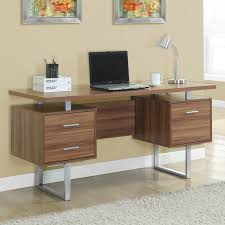 60 Inch Writing Desk by Monarch 60 In Office Desk Hayneedle