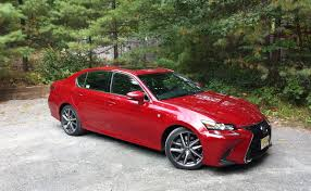 lexus gs sport review review 2016 lexus gs 200t f sport does the go match the show