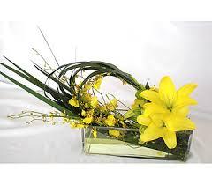 Modern Flower Vase Arrangements Modern Floral Arrangements By Daves Flowers Zen Flowers