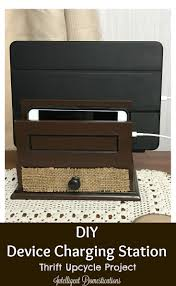Diy Multi Device Charging Station Charging Station Diy Affordable Diy Tablet Charging Station Ideas