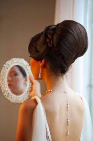 bridal back hairstyle 101 best hair for weddings black tie images on pinterest