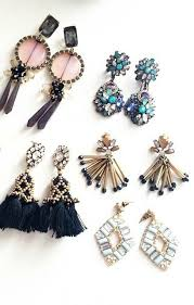 statement earrings best 25 statement earrings ideas on jewels and
