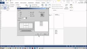 How To Read Floor Plans by How To View Multiple Pages In Word And Open Office Youtube