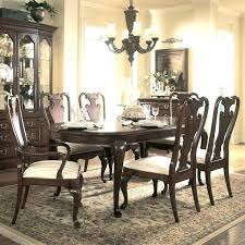 solid wood dining room sets thomasville cherry dining room set dining table dining chairs