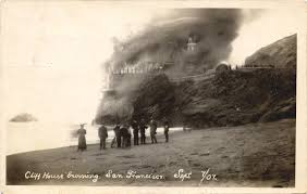The Cliff House Dining Room Fire