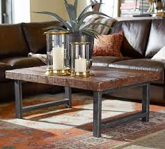 Pottery Barn Sofa Tables by Griffin Reclaimed Wood Coffee Table Pottery Barn Projects To