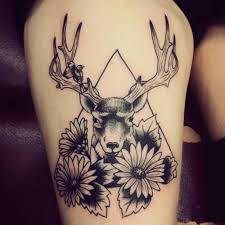 Thigh Tattoos - 50 best thigh tattoos designs and ideas