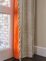 Bright Orange Curtains 72 Best Curtains Images On Pinterest Curtains Live And Bathroom