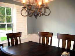 Chair Rail Ideas For Dining Room Charming Idea Dining Room Paint Colors With Chair Rail Rail In