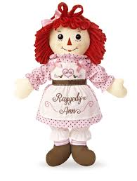 raggedy ann sweet dove 16